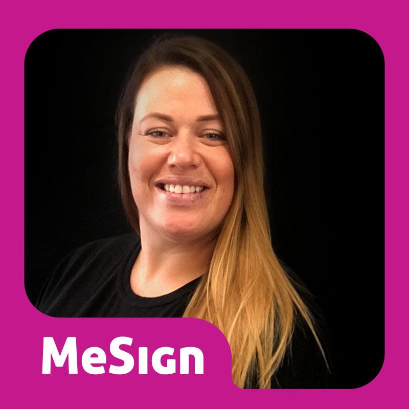 Ashlee MeSign